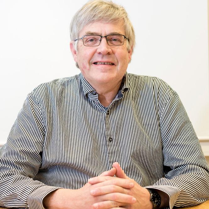 Ansatte Daglig leder Arne Erik Fønhus
