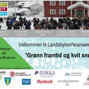 Velkommen til Landsbykonferansen 2018