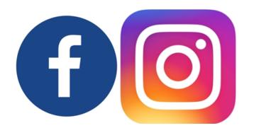 sosiale medier logoer