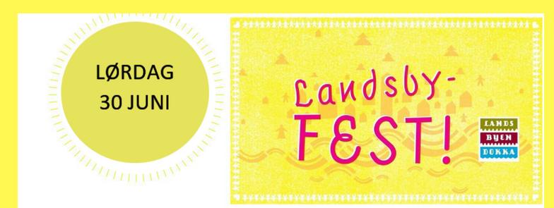 Landsbyfest 2018