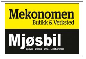 Mekonomen Mjøsbil