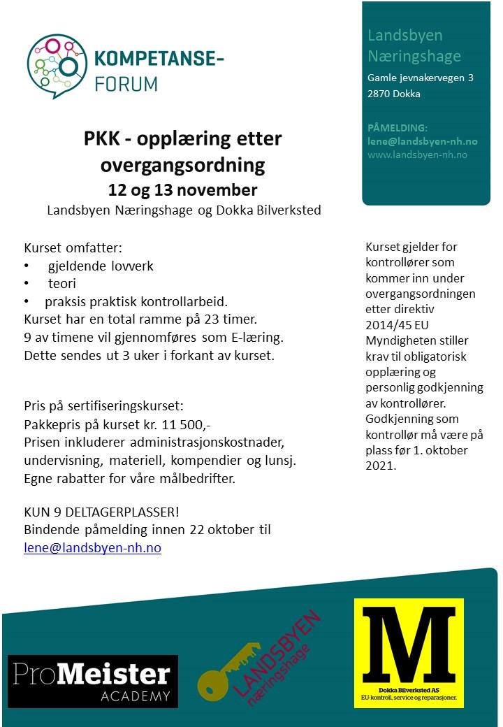 PKK-kurs dokka
