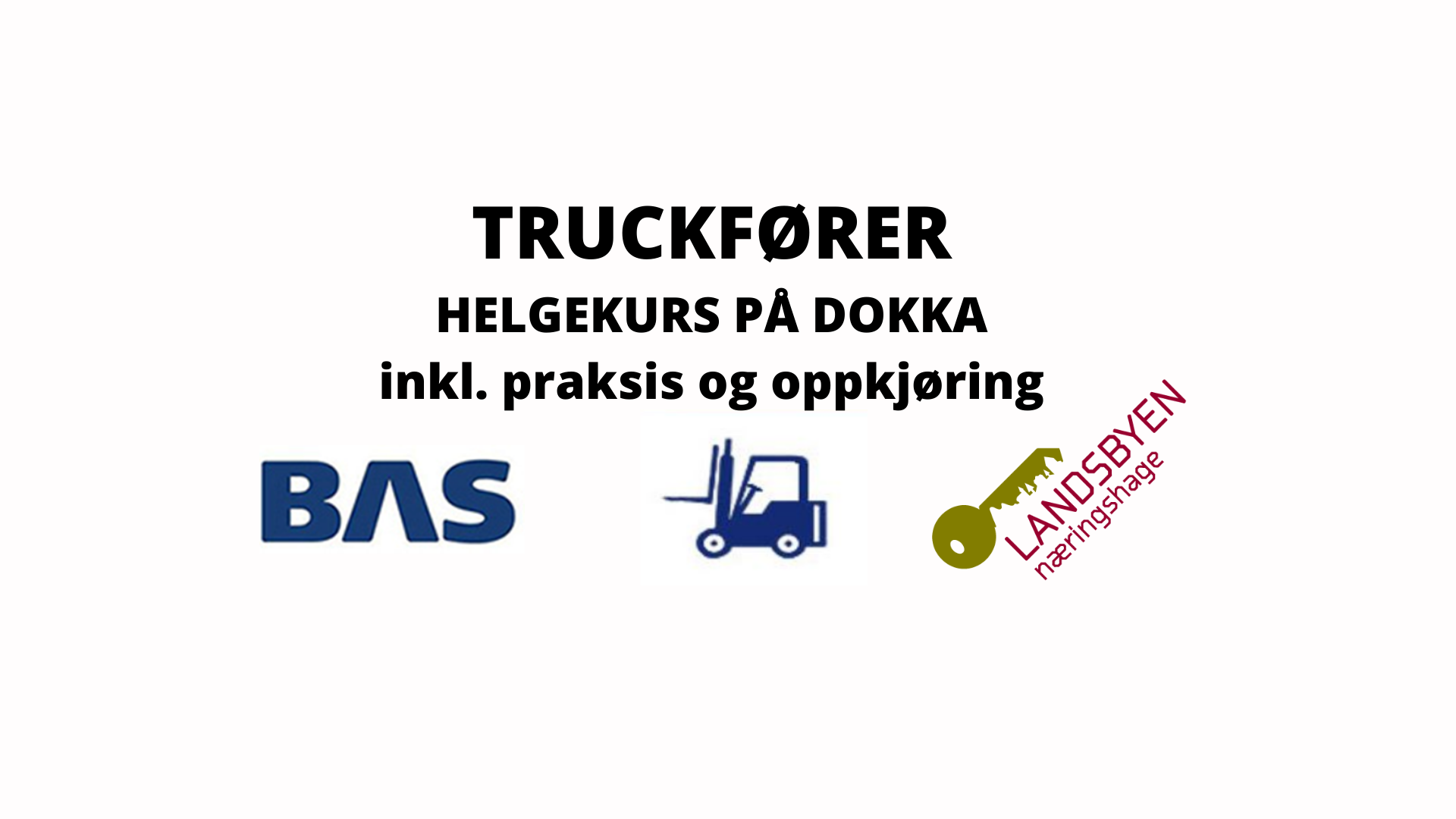 truckførerkurs